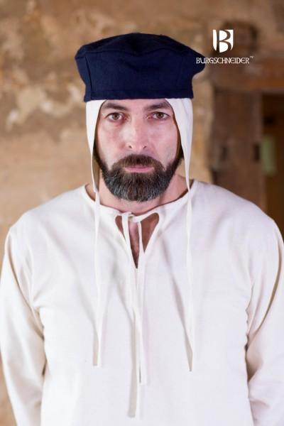 Mittelalter Kappe Hugo