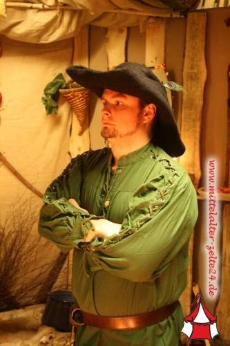 Mittelalter Kutscherhemd