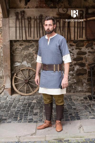 Mittelalter Kurzarm Tunika
