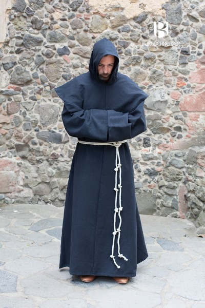 Mittelalter Mönchskutte Benediktus