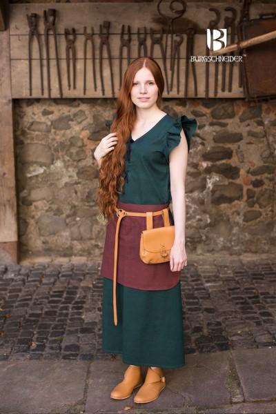 Mittelalter Frauengewand Agga