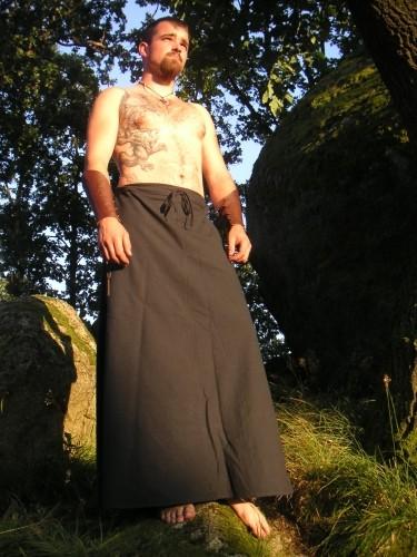 Mittelalter Männerrock