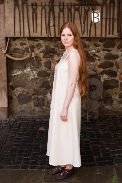 Mittelalter Zuberkleid / Unterkleid Metta natur