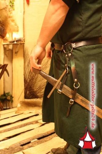 Mittelalter Schwertgürtel