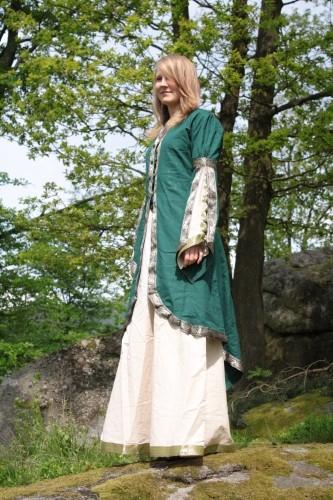 Mittelalter Kleid Elisabeth