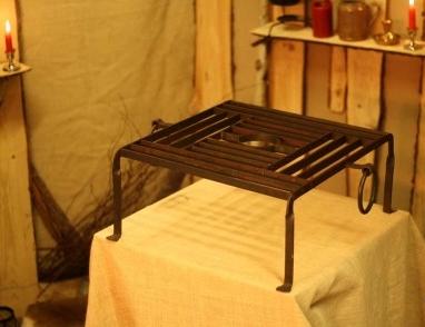Mittelalter Kochstelle