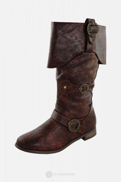 Mittelalter Piraten Stiefel