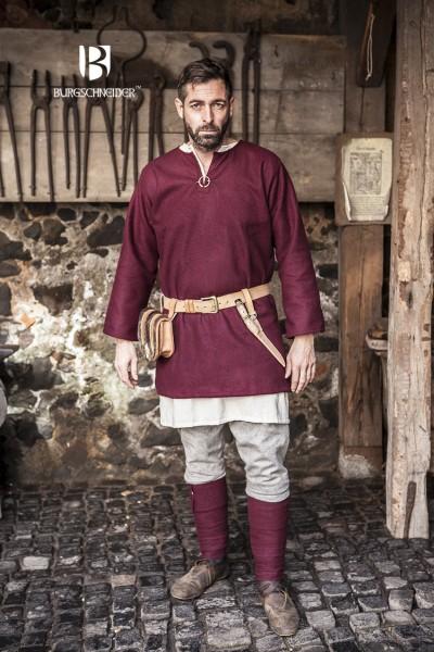 Mittelalter Wolltunika Lodin