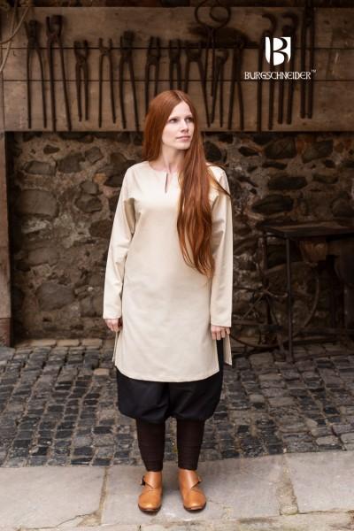 Mittelalter Untertunika Greta lang
