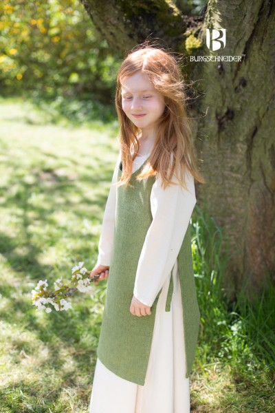 Mittelalter Kinderüberkleid Ylva