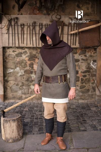 Mittelalter Gugel Bjorn