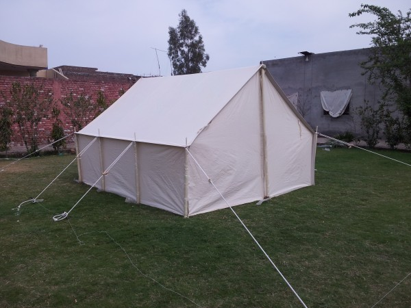 Wall Tent 3,50 x 3,00