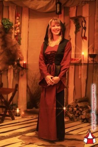 Mittelalterkleid Elena