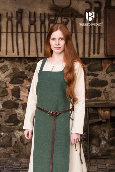 Mittelalter Schürzenkleid Gyda