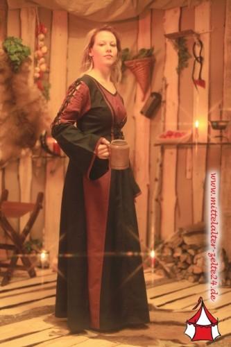 Mittelalterkleid Viktoria