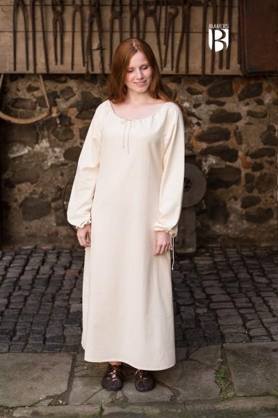 Mittelalter Unterkleid Langarm Annecke