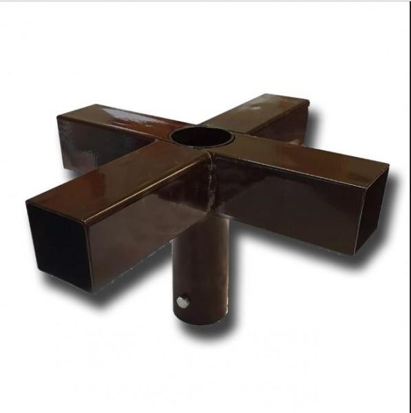 Kreuzverbinder ohne Dorn